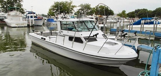 Port Clinton, OH: Erie Express Fishing Charters