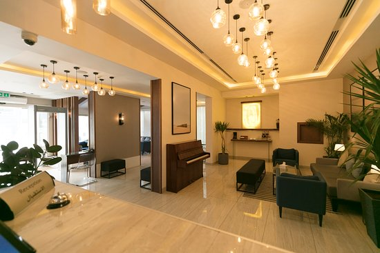 The Conroy Boutique Hotel: lobby