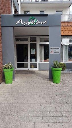 Bad Waldliesborn, Deutschland: Wenn Sie dieses Schild sehen, sind Sie richtig!