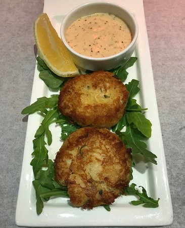 Best Crab Cakes Cape Cod