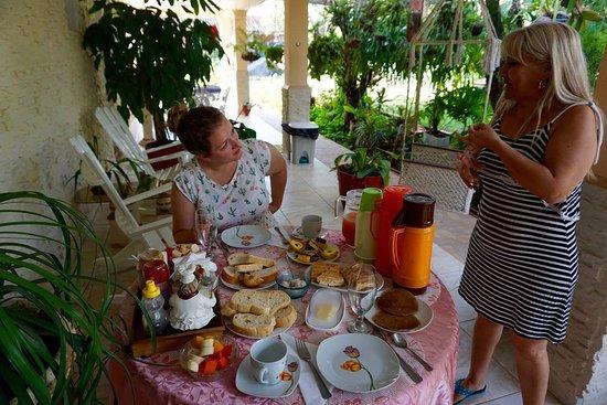 Casa Papo y Niulvys: Ontbijtje uit de duizend!