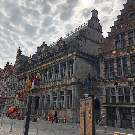 Tournai, Belgium: La Halle Aux Draps