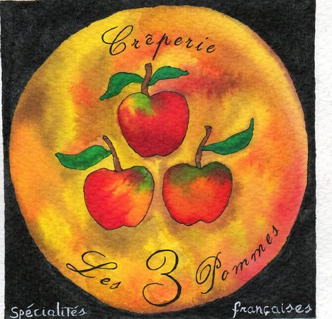 imagen Creperie Les 3 Pommes en Barcelona