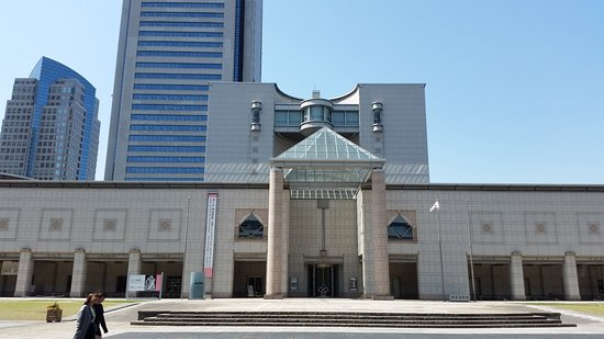 ‪Yokohama Museum of Art‬