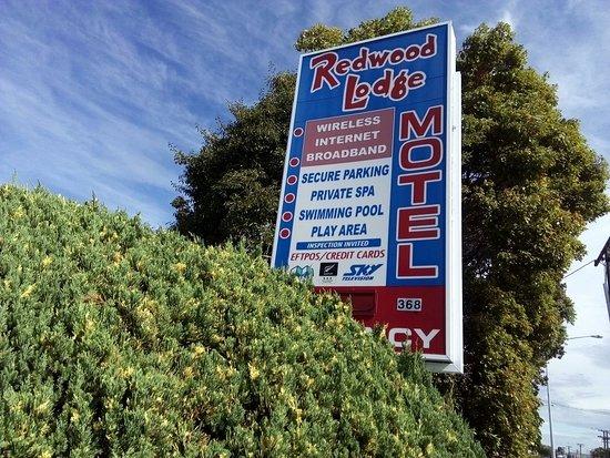 Levin, Nueva Zelanda: Redwood Lodge Motel