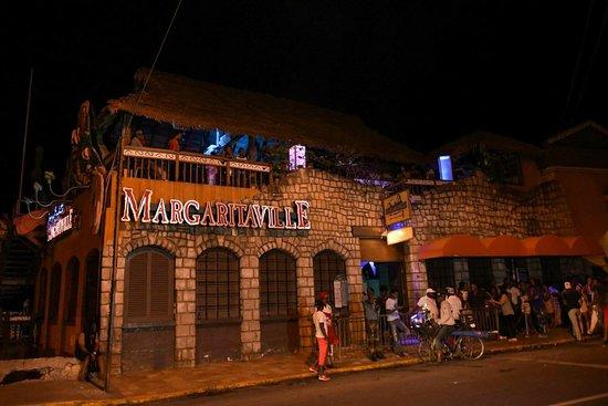 Montego Bay, Jamaïque : MARGARITAVILLE MOBAY
