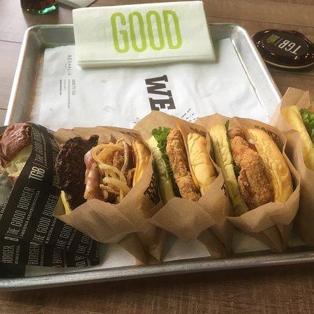 imagen TGB - The Good Burger - La Maquinista en Barcelona