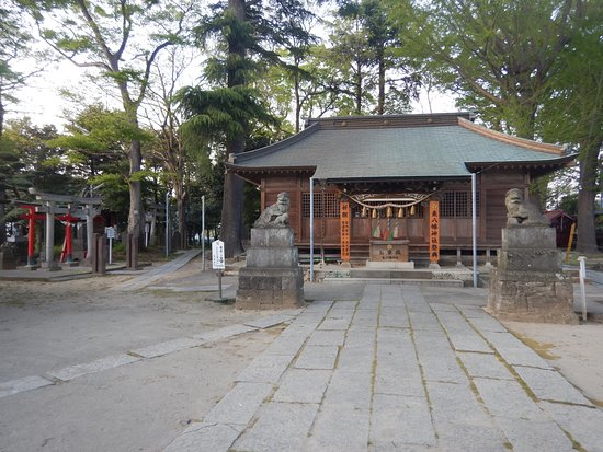 Higashihachiman Shrine