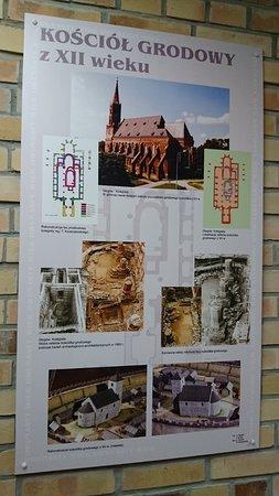 Collegiate: historia kościola