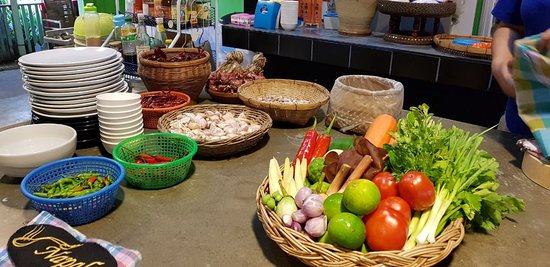 Napalai Thai Cuisine School – fénykép