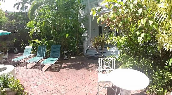 Master Suite - Picture of The Gardens Hotel, Key West - TripAdvisor