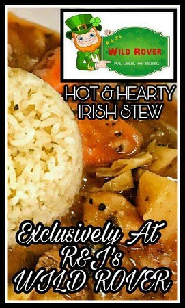 Lake Ariel, PA: Irish Stew