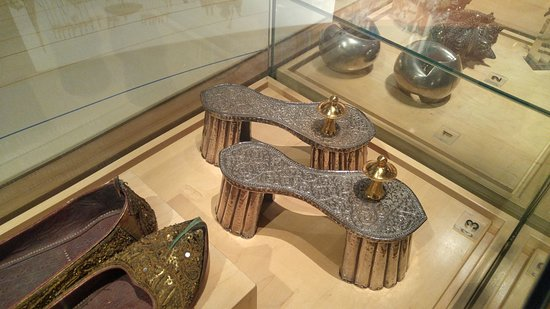 Bata Shoe Museum: Slippers