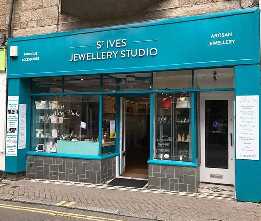‪St.Ives Jewellery Studio‬