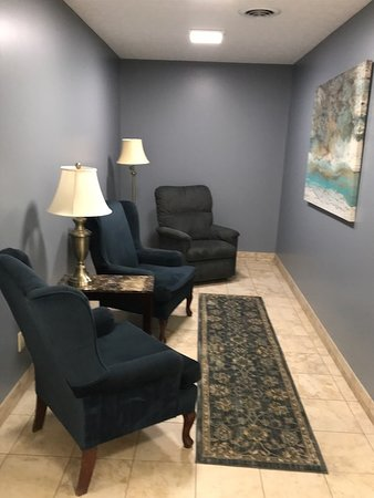 Keyser, WV: Sitting Area On second floor