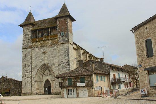 Église Notre-Dame de Villeréal