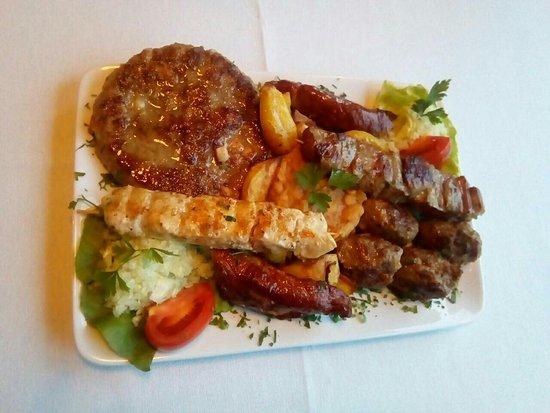 Balkan Grill Montenegro