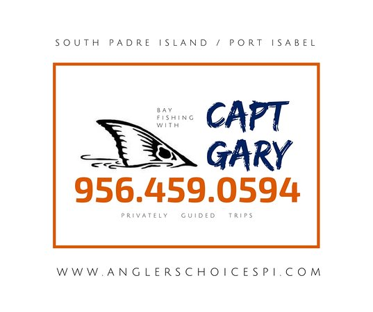 Port Isabel, TX: Captain Gary Farmer