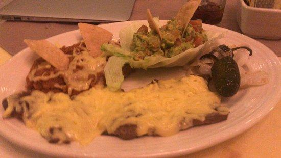 Wyndham Garden Ciudad Obregon: Arrachera con queso