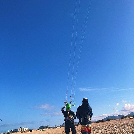Best kite school!