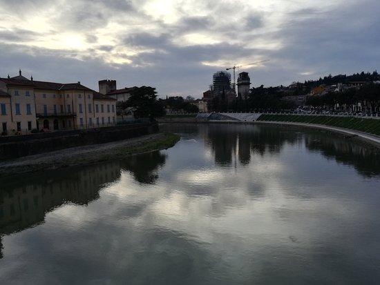 Ponte Pietra - Panorama