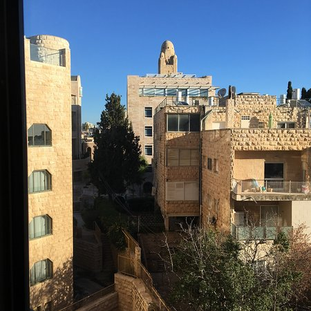 Dan Panorama Jerusalem: View from our Room.