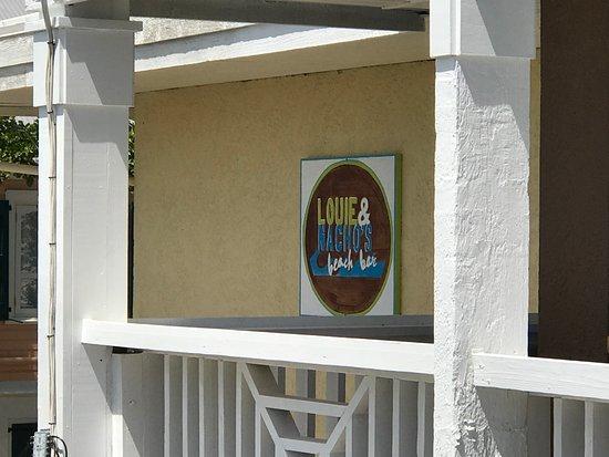 St. Croix Ultimate  Bluewater Adventures (SCUBA), Inc.: Louie & Nacho's - Great lunch spot!