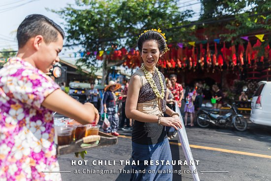 Chiang Mai Songkran Festival The Songkran festival is celebrated in Thailand as the traditional