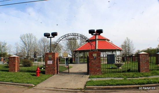 Fannie Lou Hamer Memorial Garden
