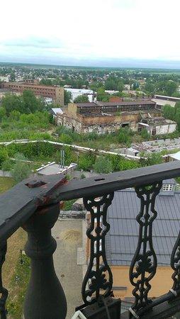 Nevyansk, รัสเซีย: Башня
