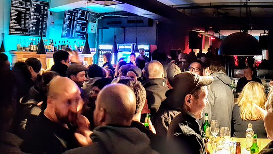 Bonn, Almanya: Opening party March 16th 2018