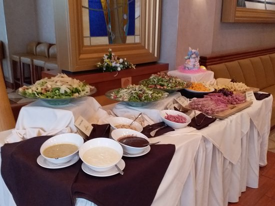 Superb Easter Buffet Cold Cuts And Salad Station Picture Of Interior Design Ideas Lukepblogthenellocom