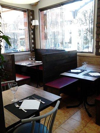 Cafeteria Restaurante la Pergola