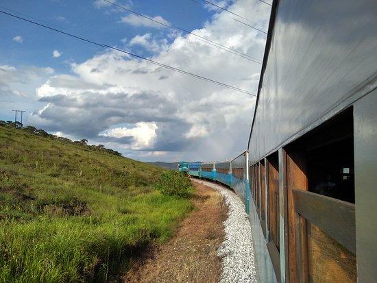 Trem da Vale – Ouro Preto e Mariana