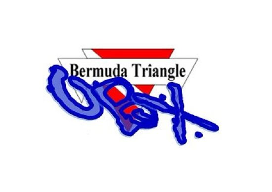 ‪‪Avon‬, ‪North Carolina‬: Bermuda Triangle OBX Logo‬