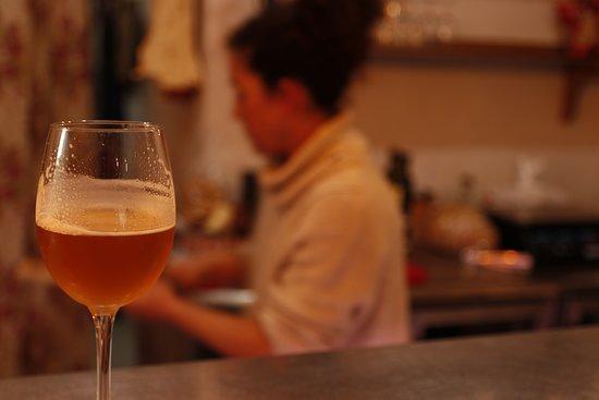 Trebujena, Hiszpania: Cervezas ecológicas