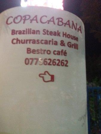 Copacabana Aqaba Restaurant and cafe