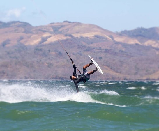 La Cruz, Costa Rica: Kite Surfing Lessons