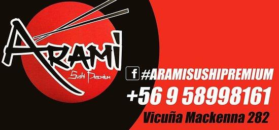Lautaro, ชิลี: ARAMI SUSHI PREMIUM