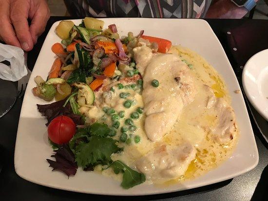 La Fufi - Caffe Milano: Chicken marsala