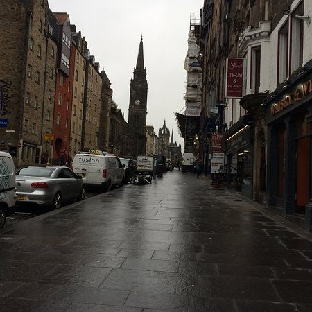 Edinburgh Walking Tour Company