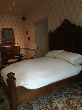 "‪‪David Wills House‬: ""Lincoln's Bedroom""‬"