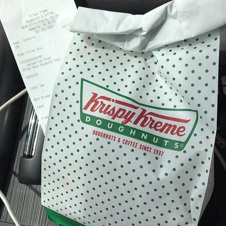 Krispy Kreme Doughnuts Memphis 4244 Elvis Presley Blvd