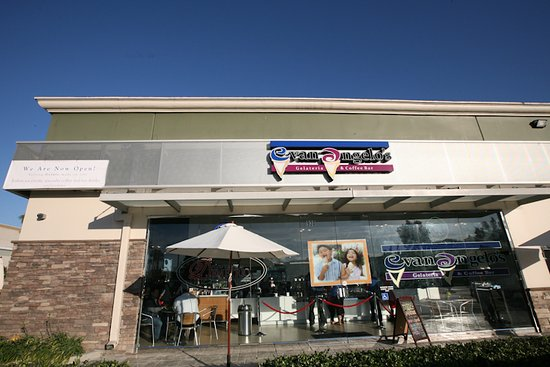 Evan Angelo's Gelateria & Coffee Bar is a family owned business in Carson, CA.