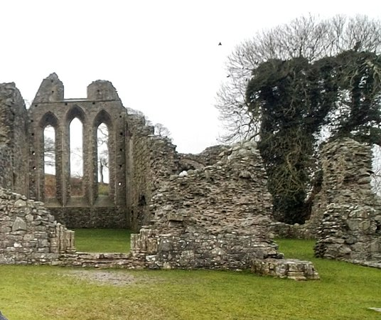 Old Monastic Ruins & Game of Thrones filming location!