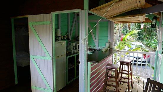 La Koumbala: Küche