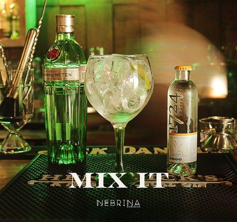 Nebrina Gin & Cocina
