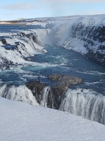 Zdjęcie Golden Circle Tour from Reykjavik Including Gullfoss and Geysir