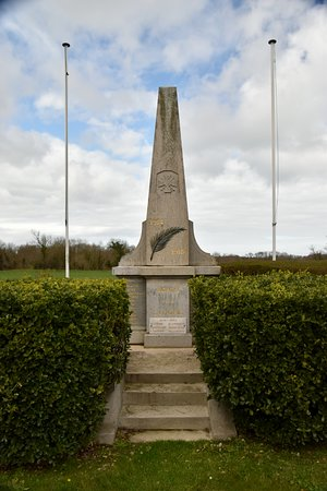 Colleville-sur-Mer, França: Monument aux Morts