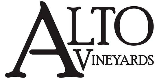 Alto Pass, IL: Alto Vineyards Logo